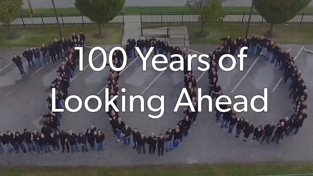 100 years of looking ahead
